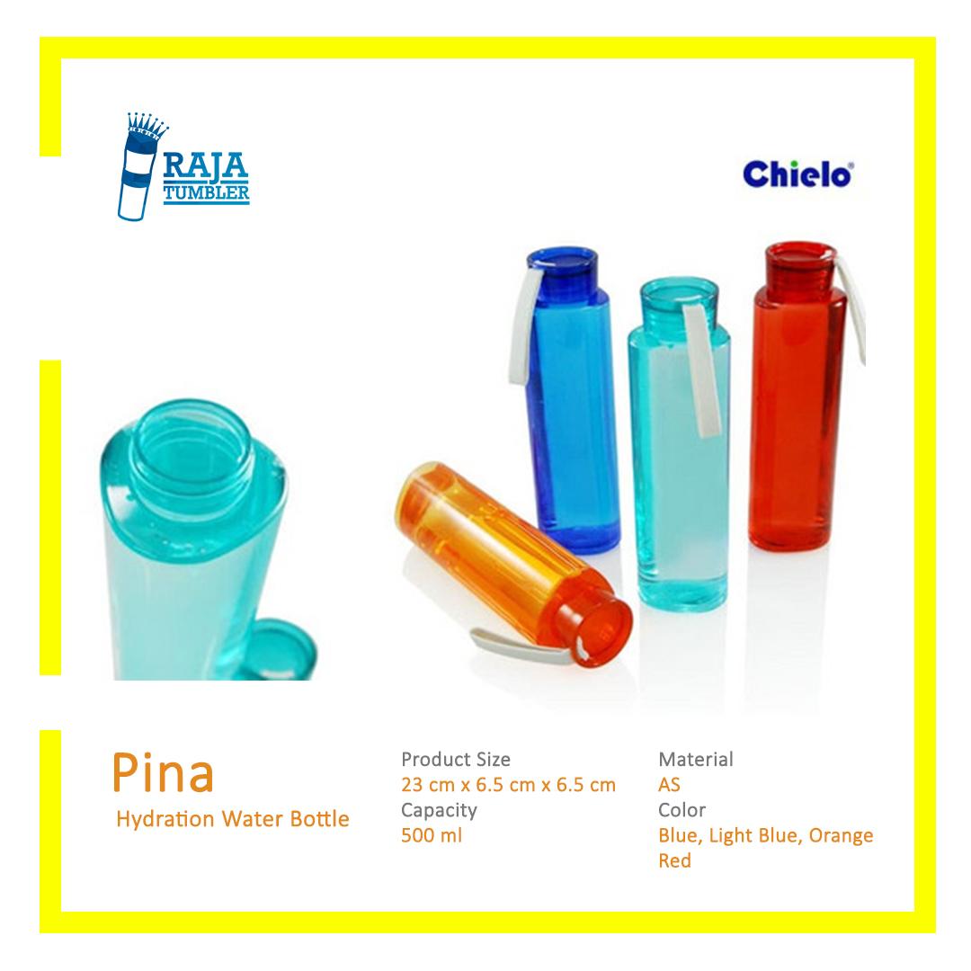 Souvenir-Botol-Minum-Plastik-Murah---Pina-Chielo---Raja-Tumbler